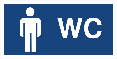 Toaleta męska (823-07)