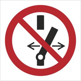 Obrazek dla kategorii Znak Nie przełączaj (P31)