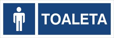 Toaleta męska (823-23)