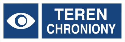 Teren chroniony (823-28)