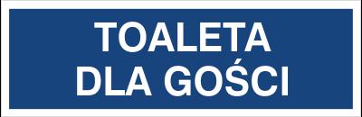 Toaleta dla gości (823-34)