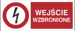 Obrazek dla kategorii Znak Wejście wzbronione (630-05)