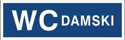 WC damski (823-38)
