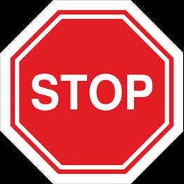 Obrazek dla kategorii Znak STOP - znak podłogowy