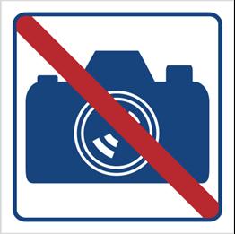 Obrazek dla kategorii Zakaz fotografowania (823-42)