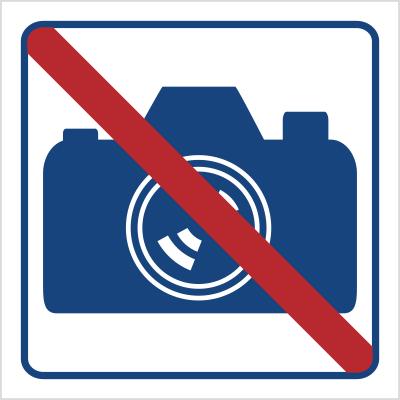 Zakaz fotografowania (823-42)