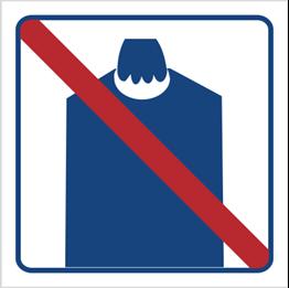 Obrazek dla kategorii Zakaz wnoszenia podręcznego bagażu (823-44)