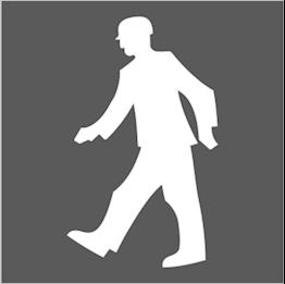 Obrazek dla kategorii Znak informacyjny - znak podłogowy