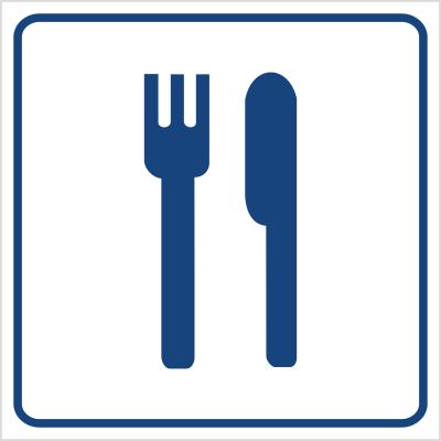 Restauracja, stołówka, jadłodajnia (823-52)
