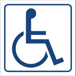 Obrazek dla kategorii Miejsce dla inwalidów na wózkach (823-55)
