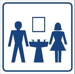 Obrazek dla kategorii Łazienka damska, męska (823-68)