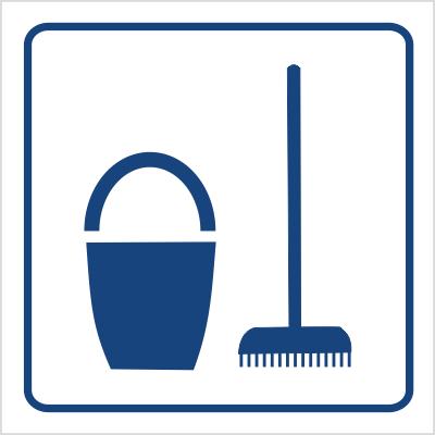 Miejsce na środki czystości (823-72)