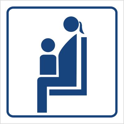 Miejsce dla matki z dzieckiem (823-76)