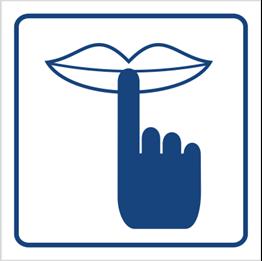 Obrazek dla kategorii Znak zachowaj ciszę (823-78)