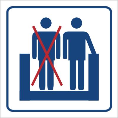 Nie blokuj lewej strony (823-81)