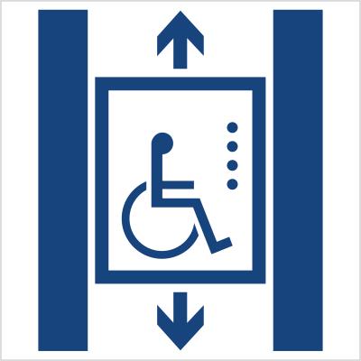 Winda dla inwalidy (856-02)