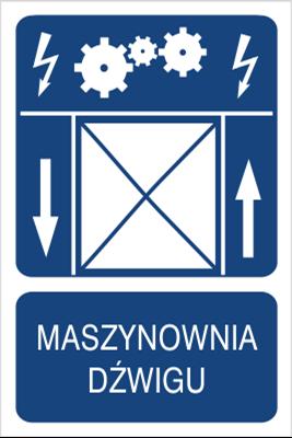 Maszynownia dźwigu (856-07)