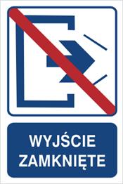 Obrazek dla kategorii Wyjście zamknięte (823-103)