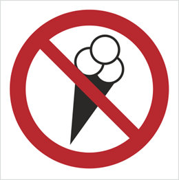 Obrazek dla kategorii Zakaz wchodzenia z lodami (614-01)