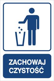 Obrazek dla kategorii Zachowaj czystość (823-112)