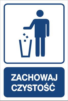 Zachowaj czystość (823-112)