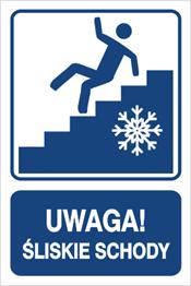 Obrazek dla kategorii Uwaga! Śliskie schody (823-113)