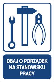 Obrazek dla kategorii Dbaj o porządek na stanowisku pracy (823-116)