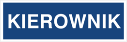 Obrazek dla kategorii Kierownik (801-13)