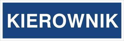 Kierownik (801-13)