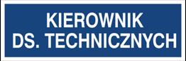 Obrazek dla kategorii Kierownik ds. technicznych (801-66)