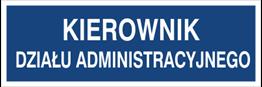 Obrazek dla kategorii Kierownik działu administracyjnego (801-67)