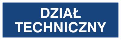 Dział techniczny (801-76)