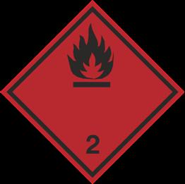 Obrazek dla kategorii Znaki ostrzegawcze ADR