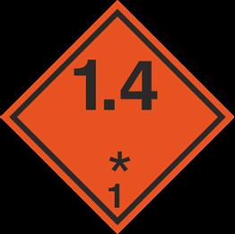 Obrazek dla kategorii Znak Substancje i przedmioty wybuchowe (215-02)