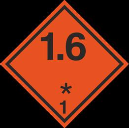 Obrazek dla kategorii Znak Substancje i przedmioty wybuchowe (215-05)