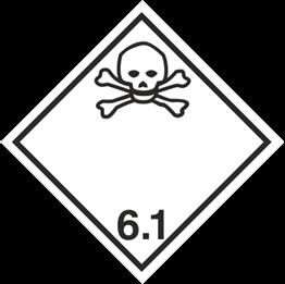 Obrazek dla kategorii Znak Materiały trujące (215-23)