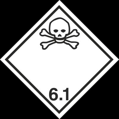 Znak Materiały trujące (215-23)