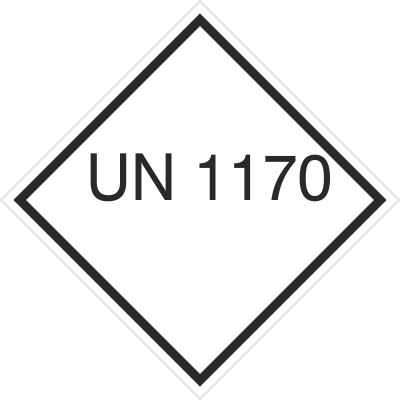 Znak UN1170 (215-33)