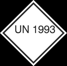 Obrazek dla kategorii Znak UN 1993 (215-36)