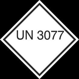Obrazek dla kategorii Znak UN 3077 (215-39)