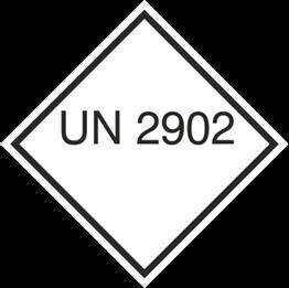 Obrazek dla kategorii Znak UN 2902 (215-41)