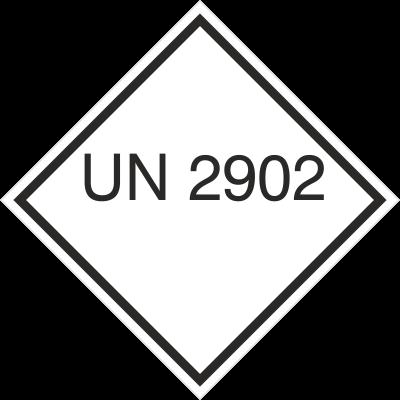 Znak UN 2902 (215-41)
