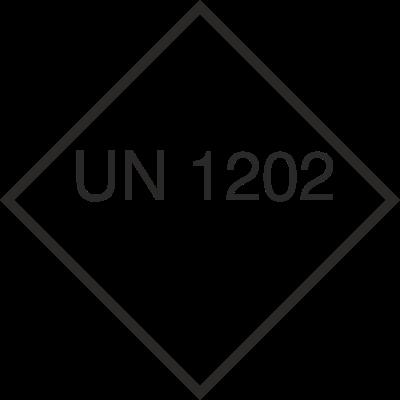 Znak UN 1202 (215-42)