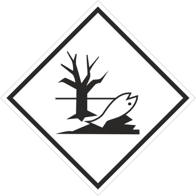 Znak Materiał szkodliwy dla środowiska (215-43)