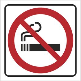Obrazek dla kategorii Znak Zakaz palenia (702-74)