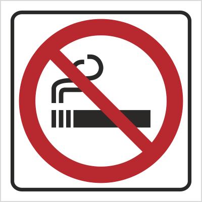 Znak Zakaz palenia (702-74)