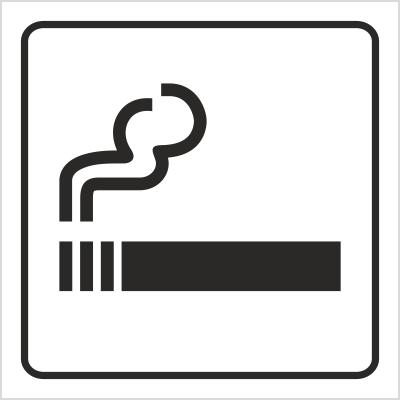 Znak Dla palących (702-75)
