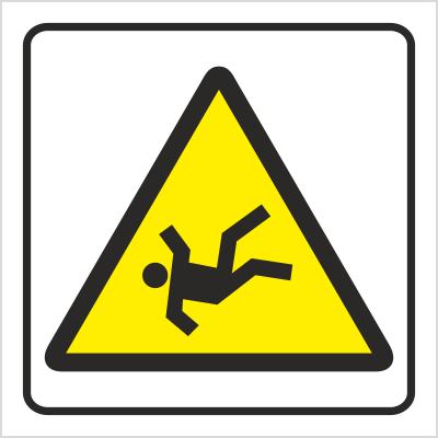 Znak Nie otwierać przed zatrzymaniem się pociągu. Niebezpieczeństwo wypadnięcia (702-80)