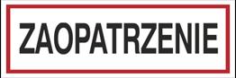 Obrazek dla kategorii Znak Zaopatrzenie (702-67)