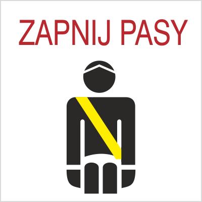 Znak Zapnij pasy (702-72)